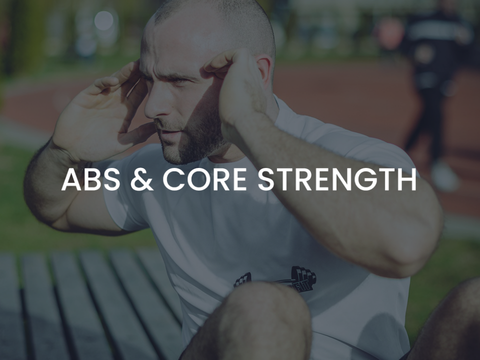 Abs & Core Strength in Scottsdale, AZ